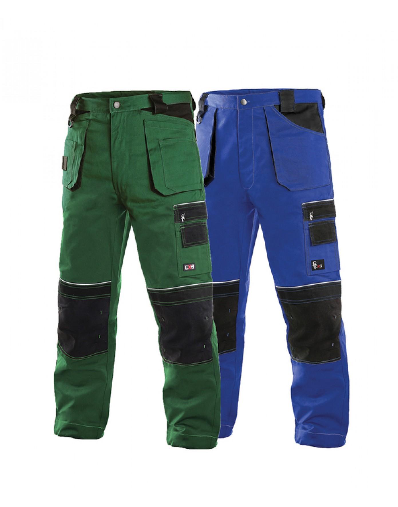 Pantaloni de lucru santier tex