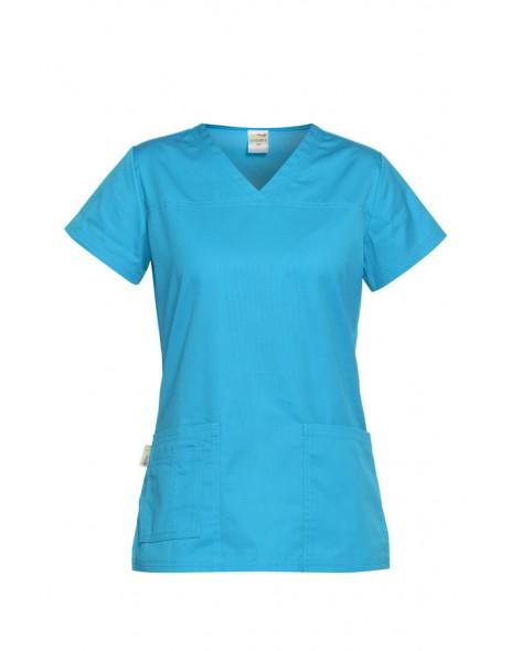 Bluza medicala femei maneca scurta Andreea