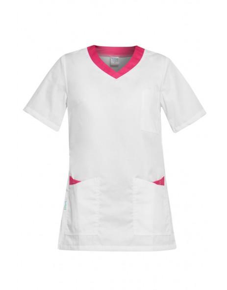 Bluza medicala femei cu anchior paola