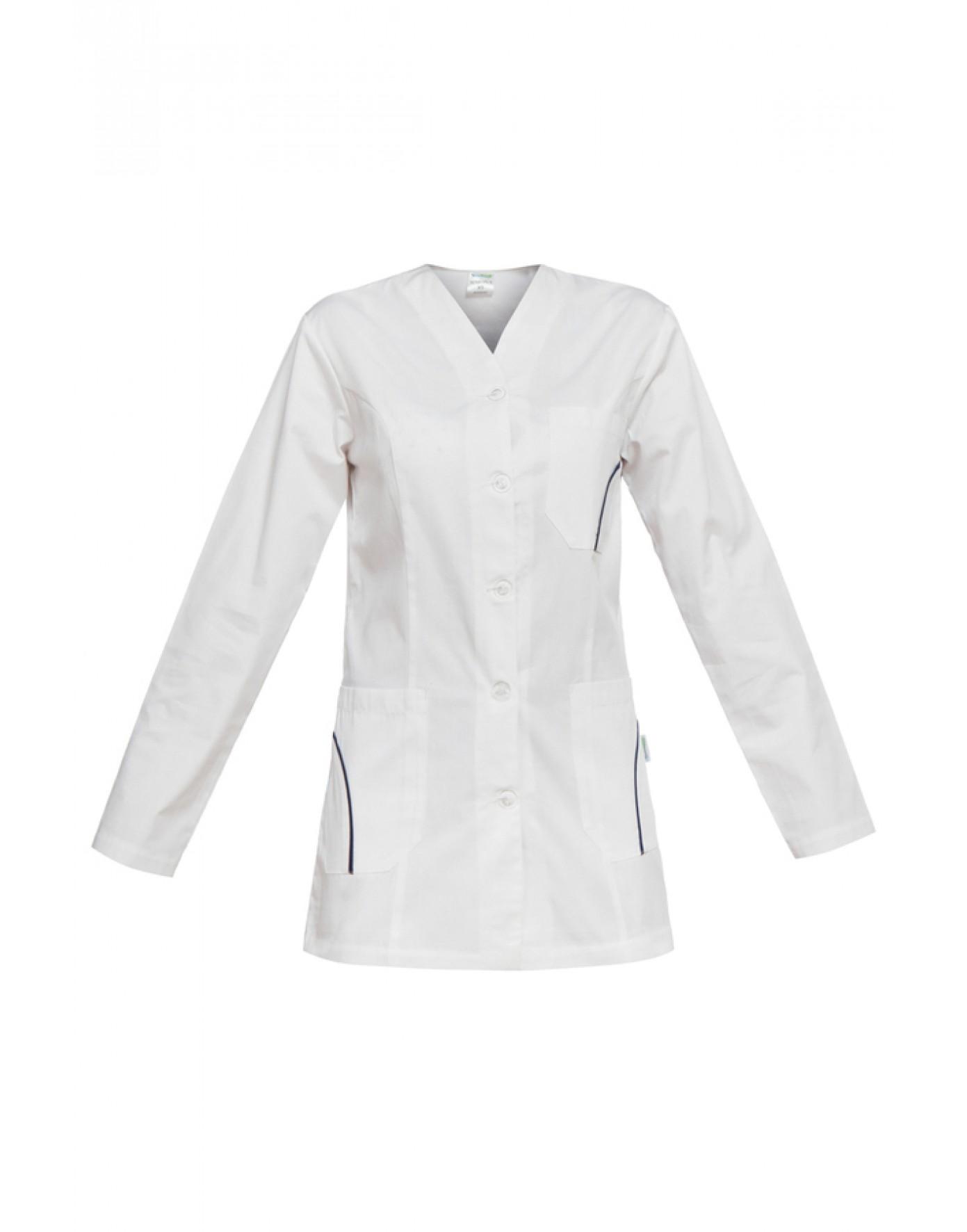 Bluza medicala femei cu maneca lunga savina